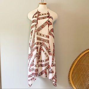 Club Monaco Printed Tank Dress